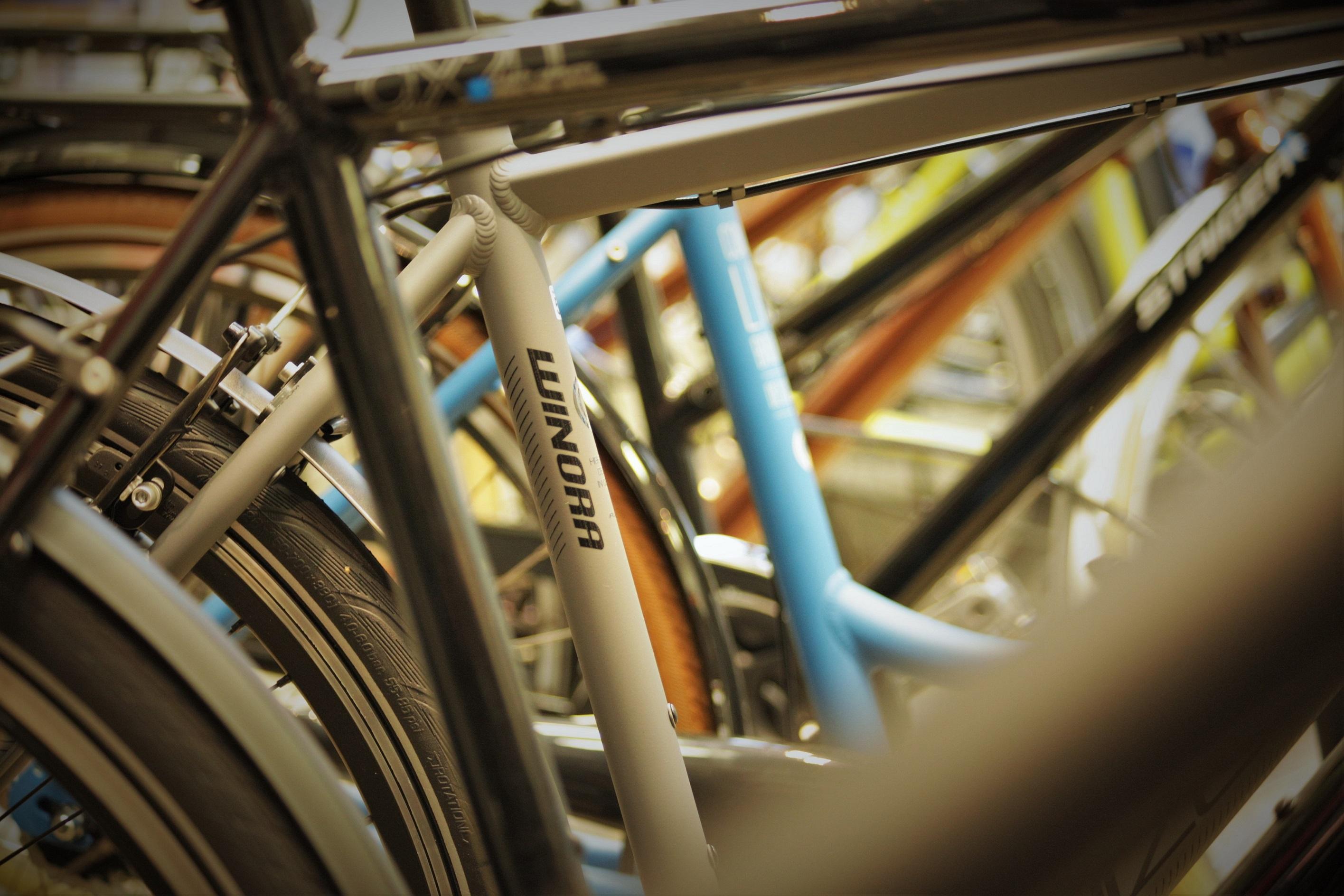 Fahrradladen in Hohenschönhausen